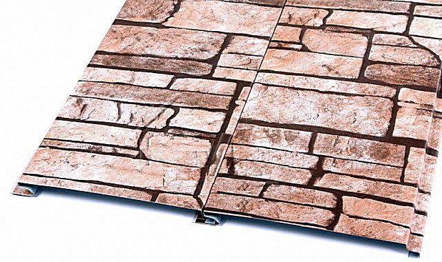 Долговечная фасадная облицовка из металлических панелей