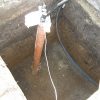Колодец для скважины — фотоотчет от пользователя