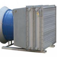 Калькулятор необходимой мощности воздушно-отопительного агрегата