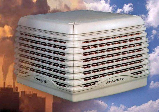 Испарительный кондиционер-охладитель заводского серийного производства