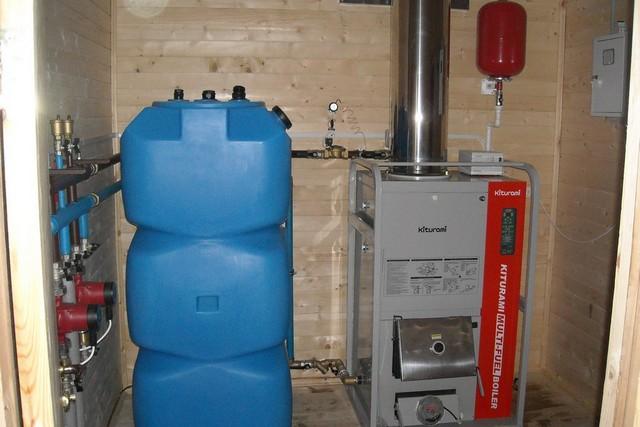 Калькулятор прогноза потребления жидкого топлива для отопления