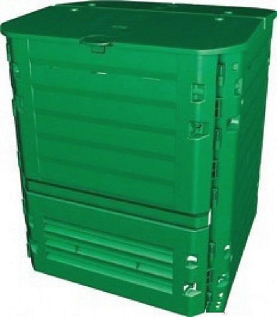 Пластиковый садовый контейнер для изготовления компоста