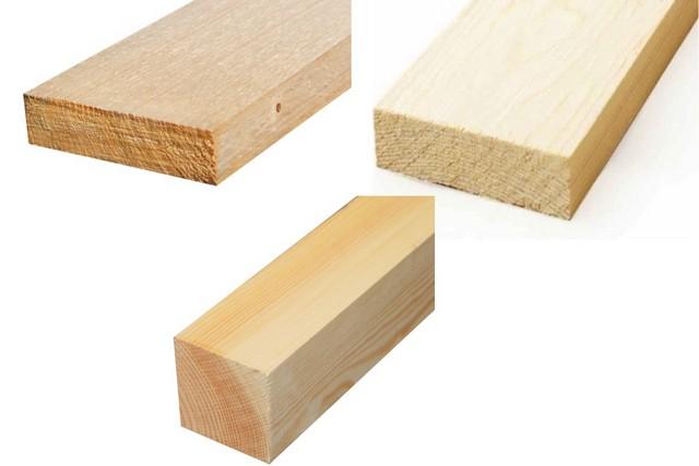 Для направляющих обрешётки обычно используют, в зависимости от особенностей конструкции стропильной системы, или доски толщиной 25 и 32 мм, или брус 50×50 мм.