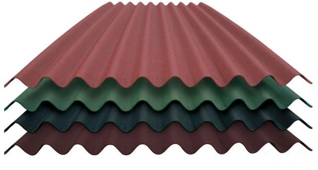Калькулятор расчета листов ондулина для крыши