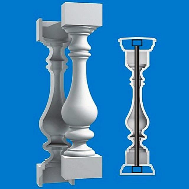 Небольшая масса, практичность, гигиеничность, возможность создания форм любой степени сложности – достоинства полиуретановых изделий