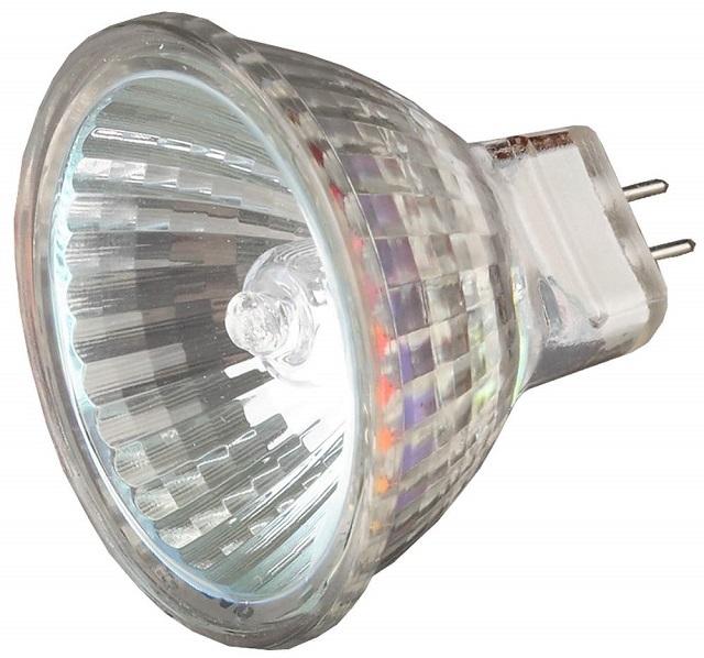 Галогеновые лампы – яркое свечение, но очень высокий нагрев, что ограничивает сферы их применения