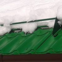 Калькулятор расчета нагрузки на снегозадержатели